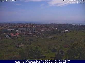 Webcam Catania