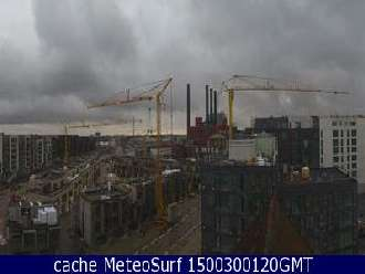 Webcam Copenhague