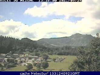 Webcam Mont Mezenc