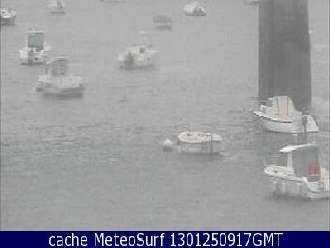 Webcam Saint-Briac Port