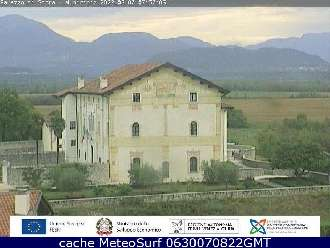 Webcam Spilimbergo Castello