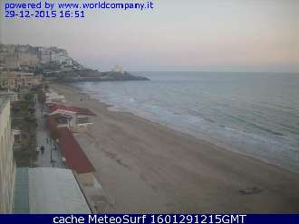 Webcam Sperlonga