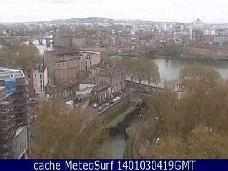 Webcam Toulouse