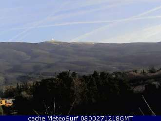Webcam Ventoux