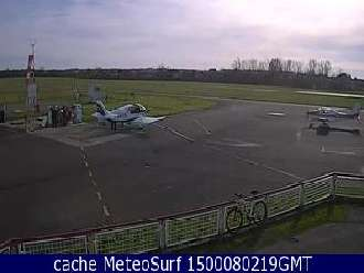 Webcam Montauban Airport