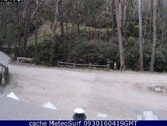 Webcam Mt Stirling