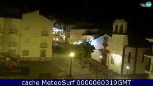 Webcam Olvera