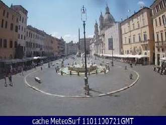 Webcam Piazza Navona
