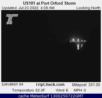 Webcam Port Orford