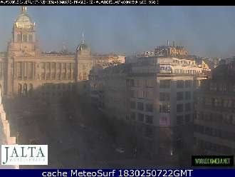 Webcam Nove Mesto Praga