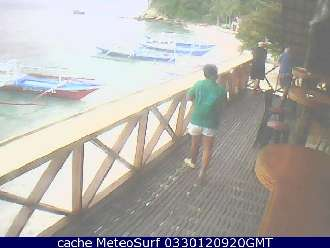 Webcam Puerto Galera
