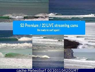 Webcam Raglan Surf