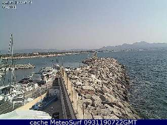 Webcam Saint Aygulf