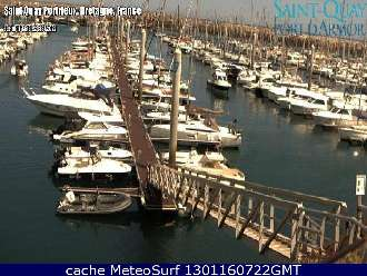 Webcam Saint-Brieuc