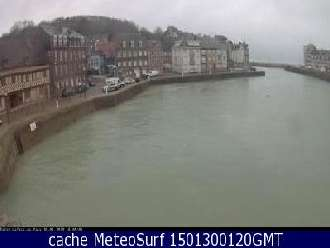 Webcam Saint Valery en Caux