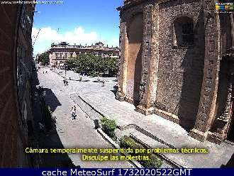 Webcam San Luis de Potosí