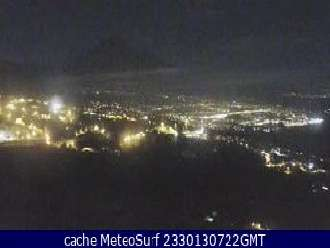 Webcam Sauzal El Teide