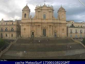 Webcam Catedral Noto