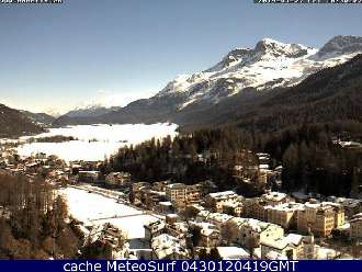 Webcam Sils Maria