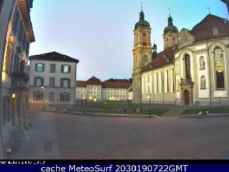 Webcam St Gallen