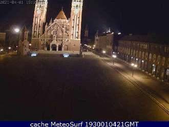 Webcam Szeged