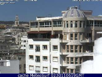 Webcam Tanger Port