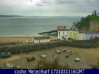 Webcam Tenby