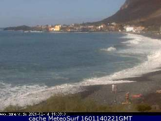 Webcam La Paloma