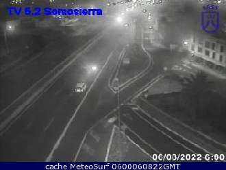 Webcam Somosierra Sta Cruz