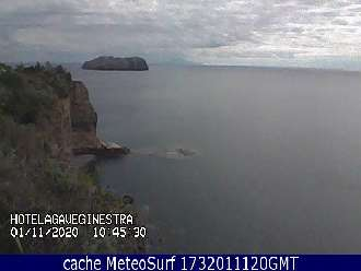 Webcam Ventotene