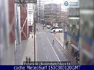 Webcam Victoria Street London