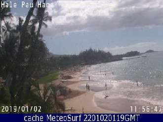 Webcam Kamaole Beach
