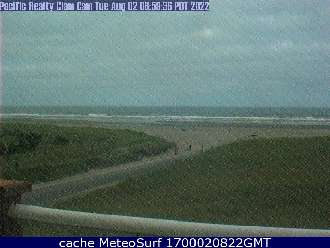 Webcam Long Beach Peninsula