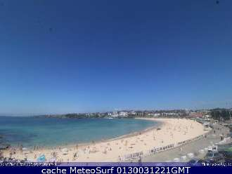 Webcam Bondi Beach