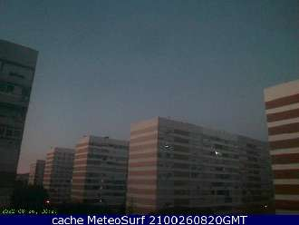 Webcam Lisboa Sky