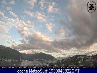 Webcam Tromso