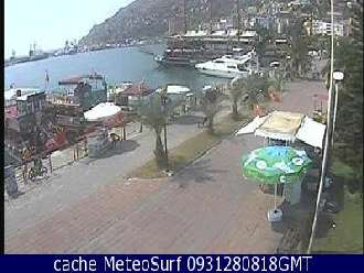 Webcam Alanya Port