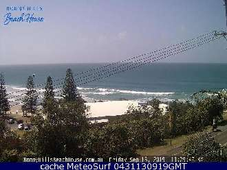 Webcam Bonny Hills Surf