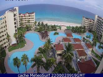 Webcam Cancun Royal Caribbean