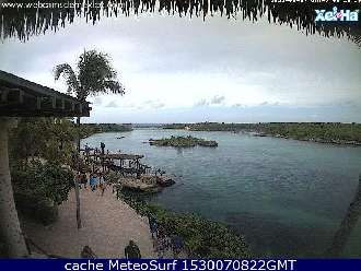 Webcam Xel-ha