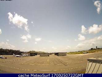 Webcam Caracas Airport East