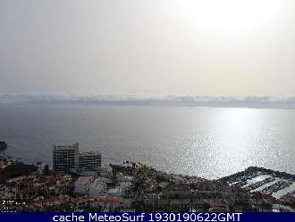 Webcam Los Gigantes Hotel