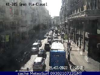 Webcam Gran Via Clavel