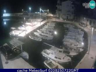 Webcam Igrane Harbour