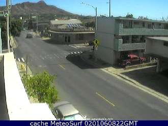 Webcam Diamond Head Kihei