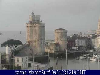 Webcam La-Rochelle