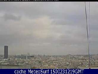 Webcam Centre Paris