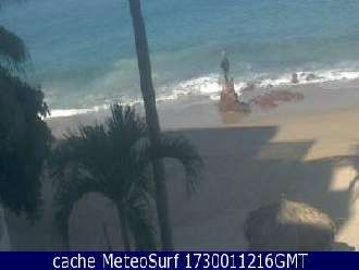 Live puerto vallarta beach webcam