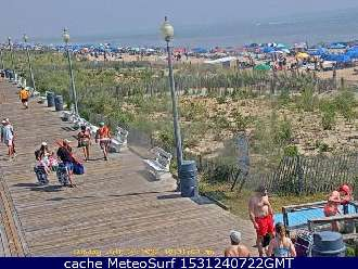 Webcam Rehoboth Beach