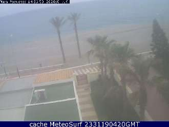 Webcam Roquetas de Mar